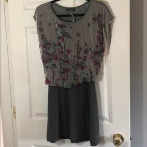 Dresses & Skirts - Cute skirt, Medium and Large floral top